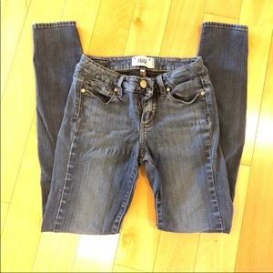 Paige Verdugo Ankle Jeans Size 24 Well-Loved